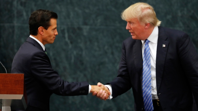 Mexican President Likely Hurt by 'Ill-Advised' Trump Meeting