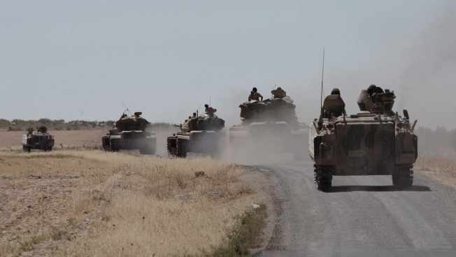 Syria Rebels Capture Dabiq, Where ISIS Promised Final Battle with West