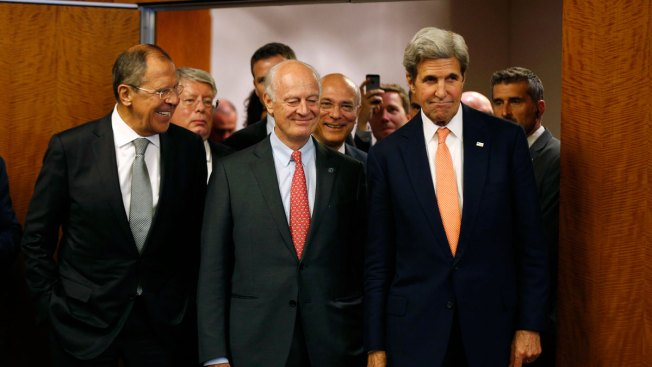 Kerry Threatens to End Syria Cease-Fire Talks With Russia