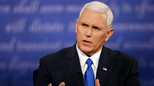 Pence Forging Ahead in Awkward Relationship With Trump