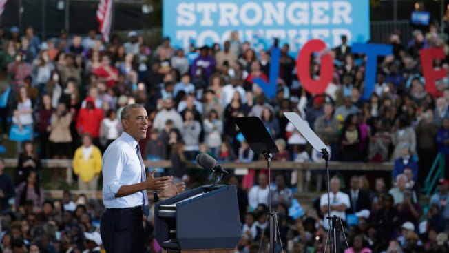 Obama Urges Republicans To Dump Trump After Tape Scandal