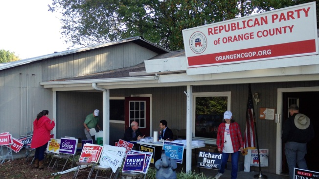 North Carolina Offers Reward After Republican Party Offices Firebombed