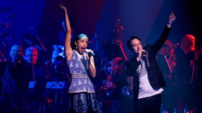 Broadway Concert for Hillary Clinton Draws Huge Stars