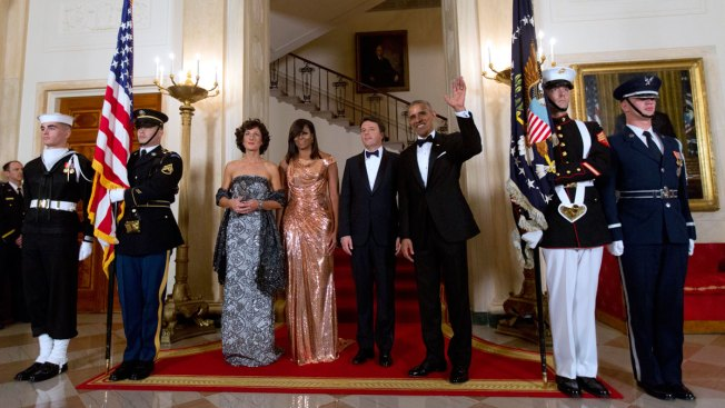 White House Honors Italy at 'Bittersweet' Final State Dinner