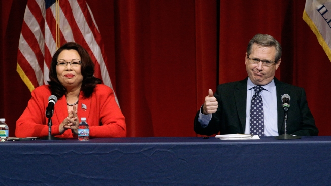 Illinois Senator Apologizes After Mocking Opponent's Asian Heritage in Debate