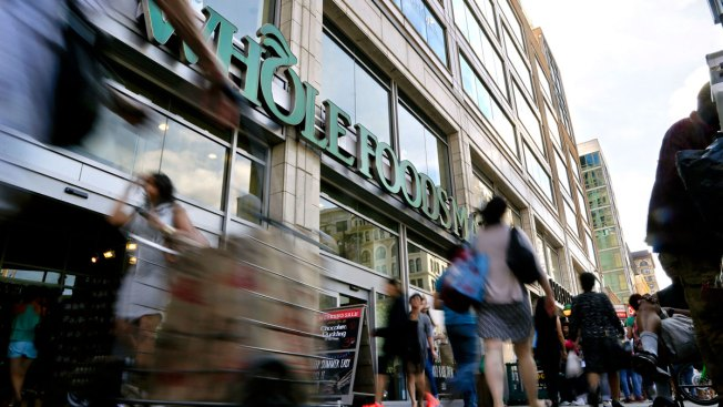 Amazon buys Whole Foods grocery chain for £10.7bn