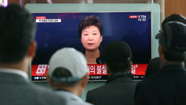 South Korean prosecutors to question President Park Geun-hye in corruption scandal