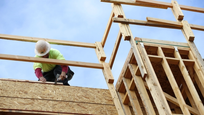 US Home Construction Jumps by Largest Amount in 34 Years