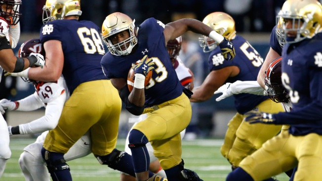 NCAA Ordering Notre Dame To Vacate Wins From '12 & '13 Football Seasons