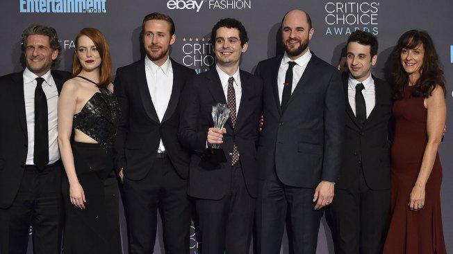 'La La Land,' 'Moonlight' Among Winners at Critics' Choice