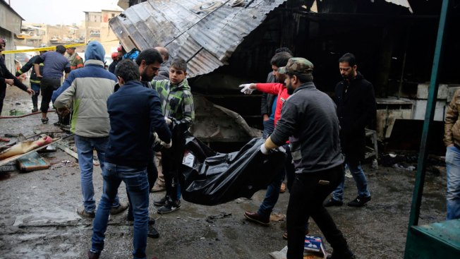 IS Claims Baghdad Blasts That Killed at Least 28