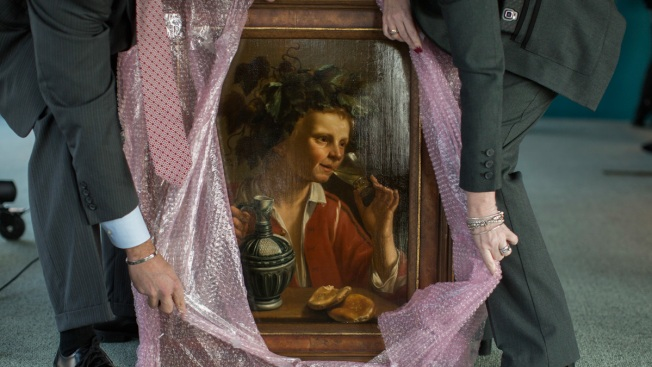 Painting Stolen by Nazis Returned to Jewish Owner's Heirs