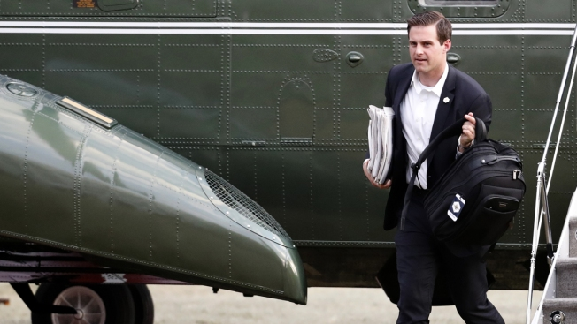 Trump Personal Aide John Mcentee Exits White House Will Join Campaign