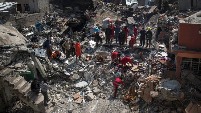 US 'Probably Had a Role' in Mosul Civilian Deaths: General