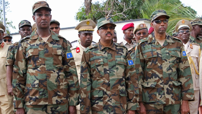 US Sends Dozens of Troops to Somalia, 1st Time in Decades