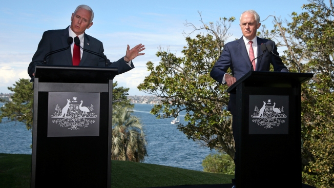 Australian Prime Minister Looking Forward to Meeting Trump