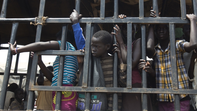 1 Million Children Refugees From South Sudan's Civil War: UN Agencies