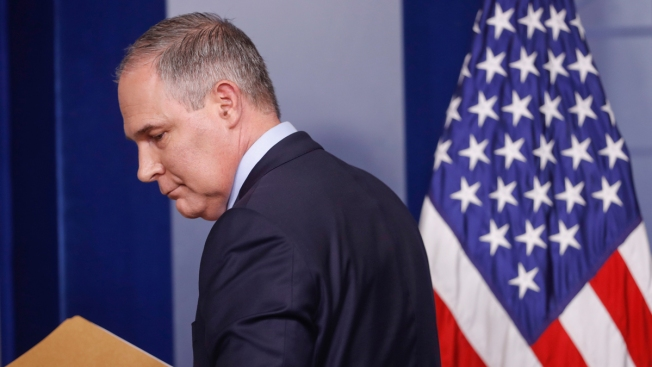 EPA Chief Jets to Morocco to Help Promote Fossil Fuel Use
