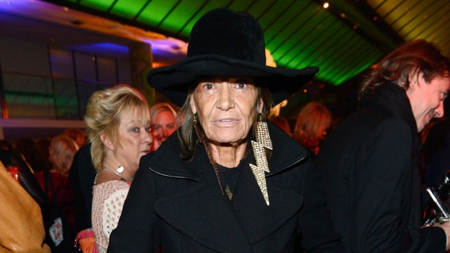 Actress and model Anita Pallenberg dies aged 73