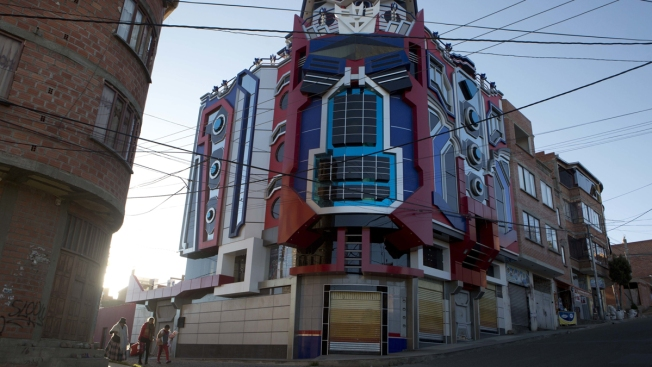 Transformer-Themed Buildings Roll Out in World's Highest Big City