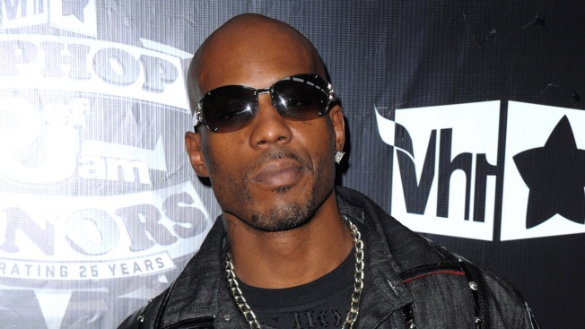 Rapper DMX Busted on Tax Fraud Charges