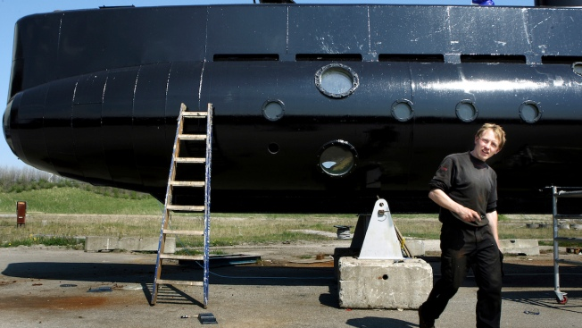 Submarine Owner Detained Over Journalist's Disappearance