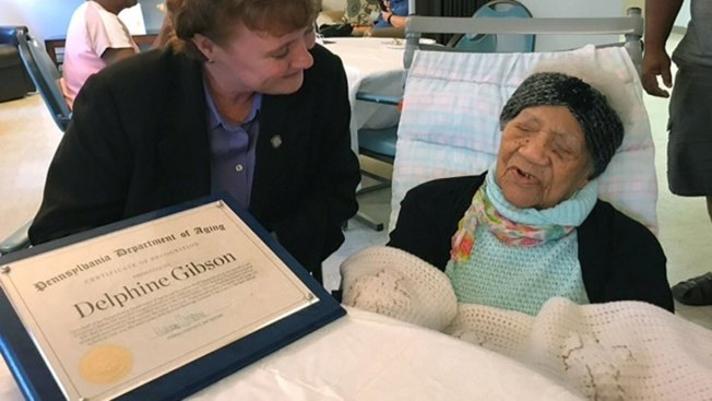 Oldest American Celebrates 114th Birthday in Pennsylvania