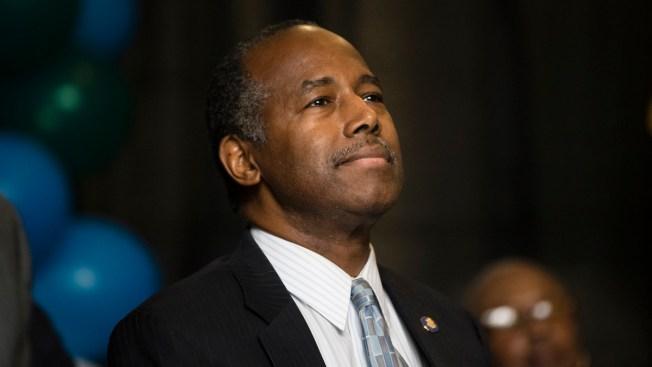 Ben Carson Calls Kavanaugh Opponents 'Desperate'
