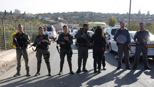 Palestinian Kills 3 Israelis in Settlement Near Jerusalem: Police