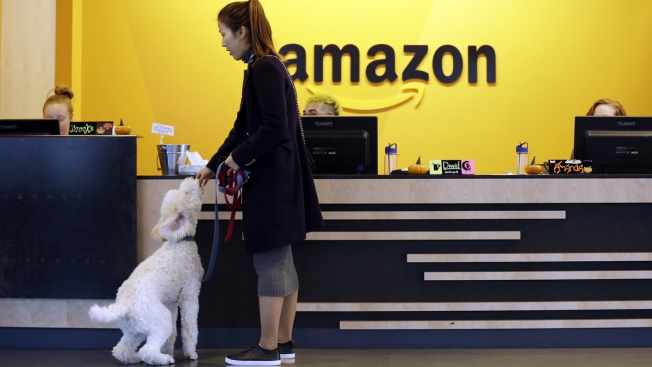 Amazon Cracks Top 10 of Fortune 500 for First Time