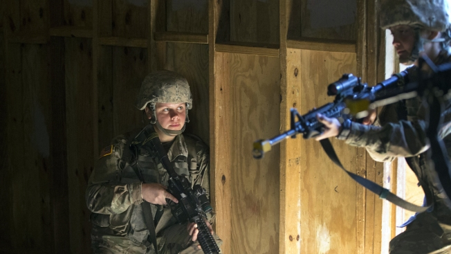 Army Taking Steady, Cautious Approach to Women in Infantry
