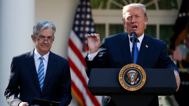 Trump Nominates Jerome Powell for Federal Reserve Chairman