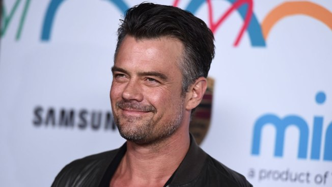 Josh Duhamel Catches Mouse in 'Today' Show's Green Room