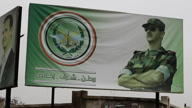 Group's Horrific Photos Offer Evidence of Syrian War Crimes