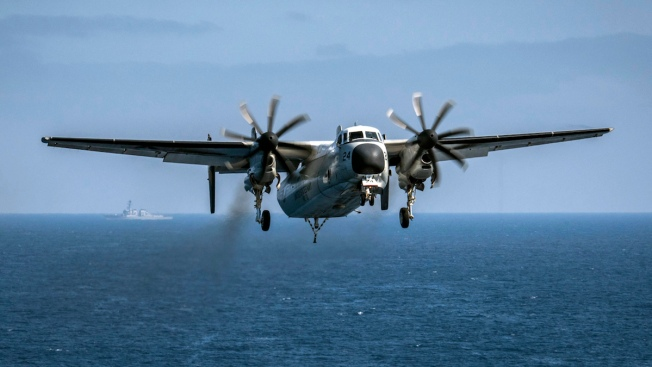 US Navy Locates Crashed Plane Deep on Pacific Seabed
