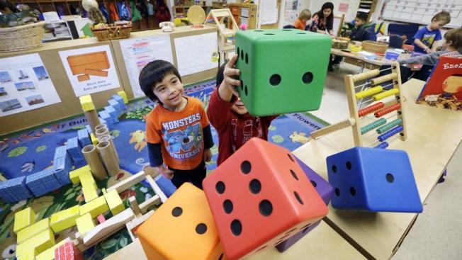 As Child Care Costs Soar, Public Preschool Spots Are Limited