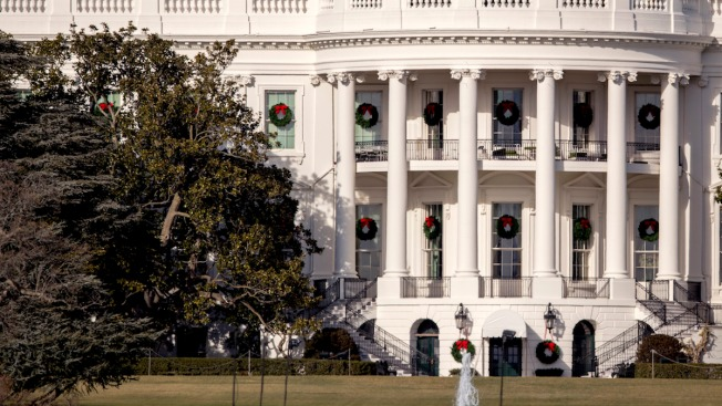 Part of Weakened White House Magnolia Tree to Be Removed for Safety