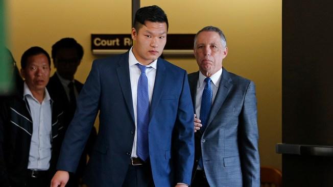4 Ex-Fraternity Members Get Jail in Pledge's Hazing Death