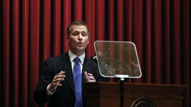 Missouri Gov. Greitens Initiated Unwanted Sex Acts: Legislative Report