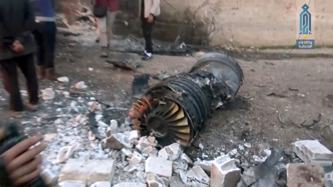 Syrian Militants Down Russian Fighter Jet, Kill Pilot