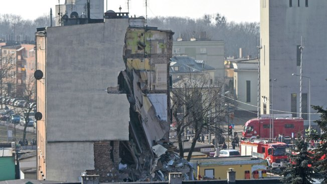 Deadly Building Collapse in Poland May Have Been 'Intentional' Attack