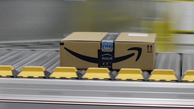 Trump Goes After Amazon — Again — Over Postal Delivery