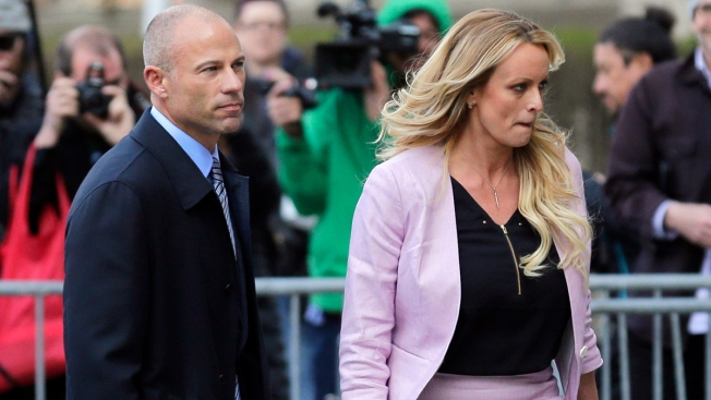 Stormy Daniels Says She's Reserving Judgment on Avenatti Arrest
