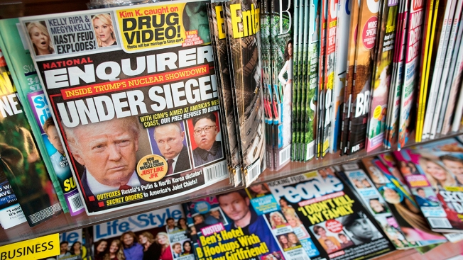 National Enquirer Publisher Admits Paying Hush Money to Help Trump Ahead of 2016 Election