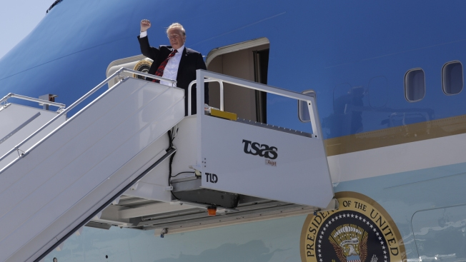 Trump Signals Support for Legislation Easing US Ban on Pot
