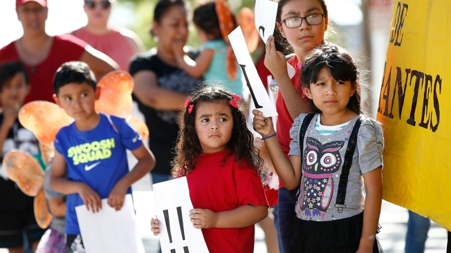 'We Are Talking About American Values': Border Separations Ripple Through Midterm Campaigns