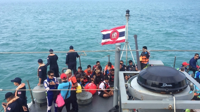 Heartbreaking Scenes Described in Thai Boat Sinking; 41 Dead