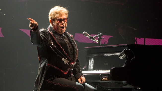 A Confident Elton John Kicks Off Farewell Tour with Flair