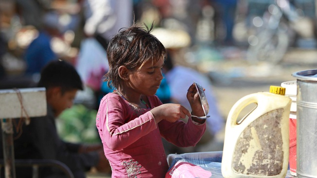 Child Hunger 'Serious' in India While its Economy Grows Fast