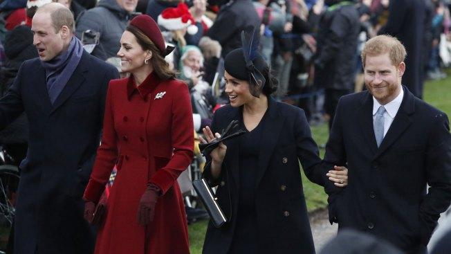 [NATL] Royal Family Photos: Christmas With the Royals